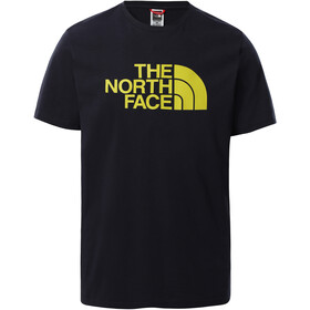 The North Face Easy Camiseta Manga Corta Hombre, aviator navy/citronelle green